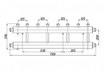 Коллектор К42В.125 (200)