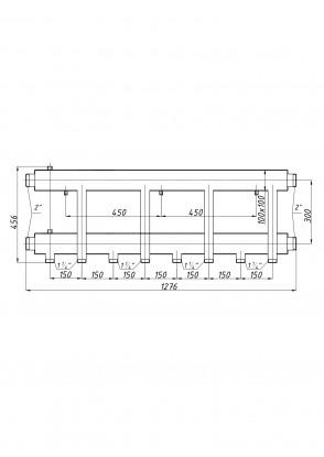 Коллектор К42Н.150 (300)