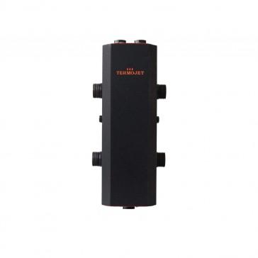 Гидрострелка ГС-25 в изоляции