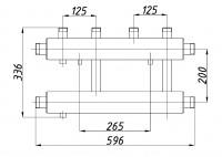 Коллектор К22В.125 (200)