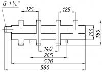 Коллектор К21В.125