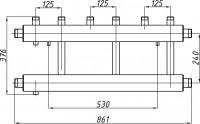 Коллектор К32В.125 (240)