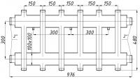 Коллектор К62ВН.150 (300)