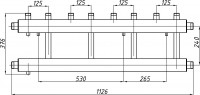 Коллектор К42В.125 (240)