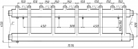 Коллектор К52В.150 (300)
