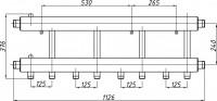 Коллектор К52Н.125 (240)